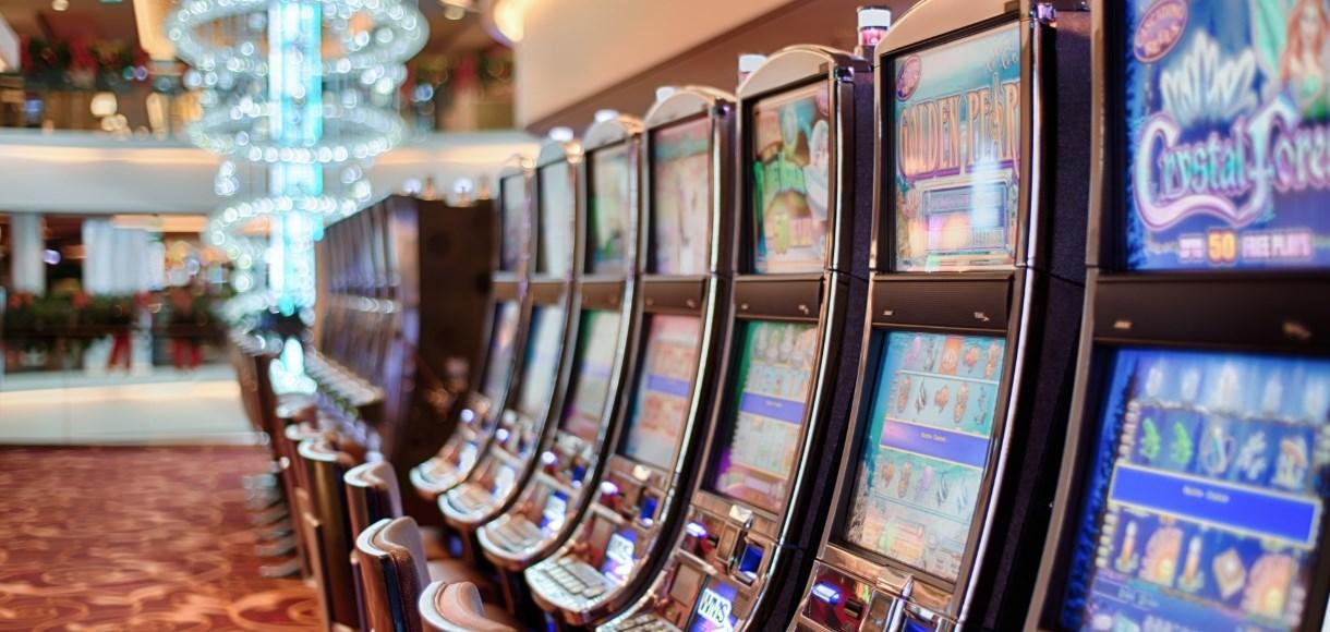 slot olympus machines